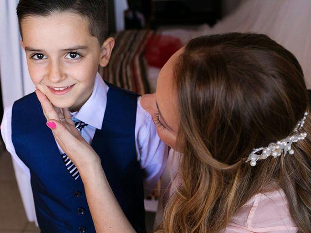 La boda de Asahel  y Jessica  en San Bartolome De Tirajana, Las Palmas 8