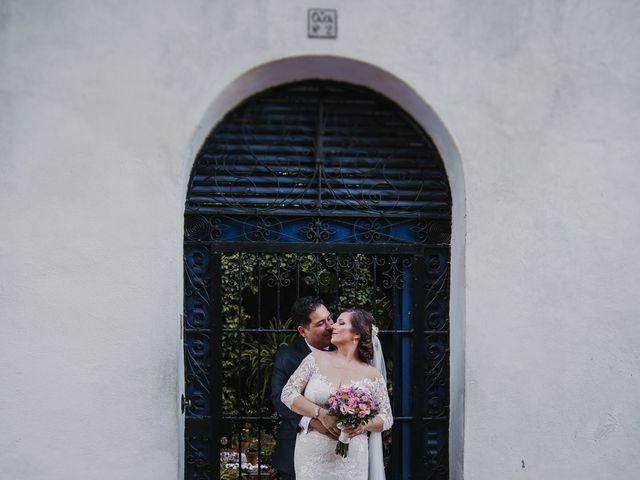 La boda de Rosa y José Luis