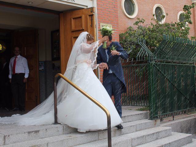 La boda de Javiet y Gema en Madrid, Madrid 4