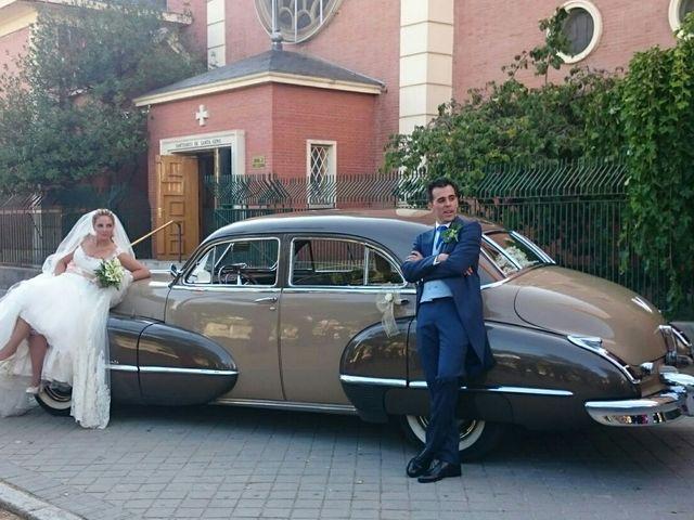 La boda de Javiet y Gema en Madrid, Madrid 6