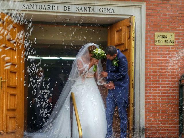 La boda de Javiet y Gema en Madrid, Madrid 2