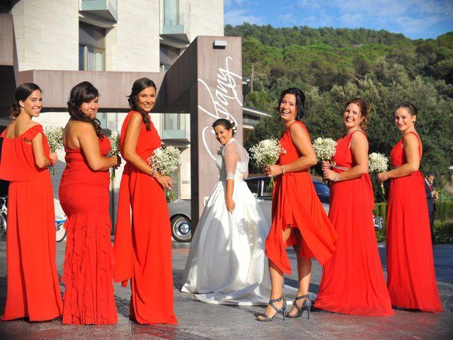 La boda de Paco y Sònia en Sant Fost De Campsentelles, Barcelona 2