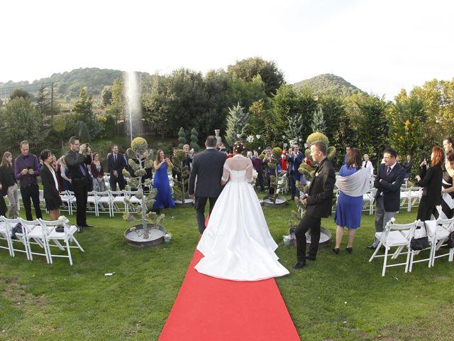 La boda de Paco y Sònia en Sant Fost De Campsentelles, Barcelona 4