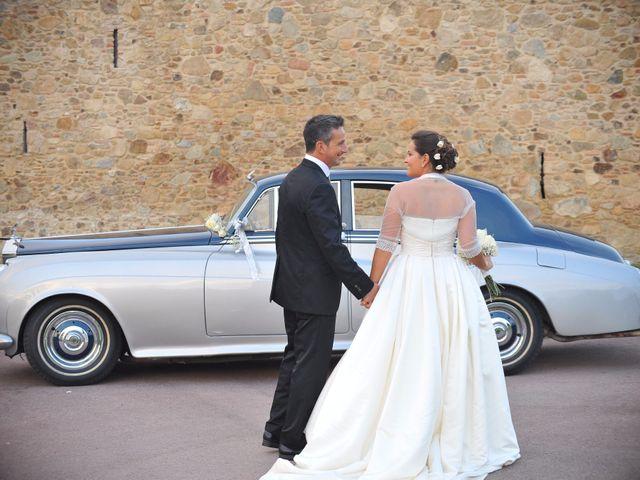La boda de Paco y Sònia en Sant Fost De Campsentelles, Barcelona 14