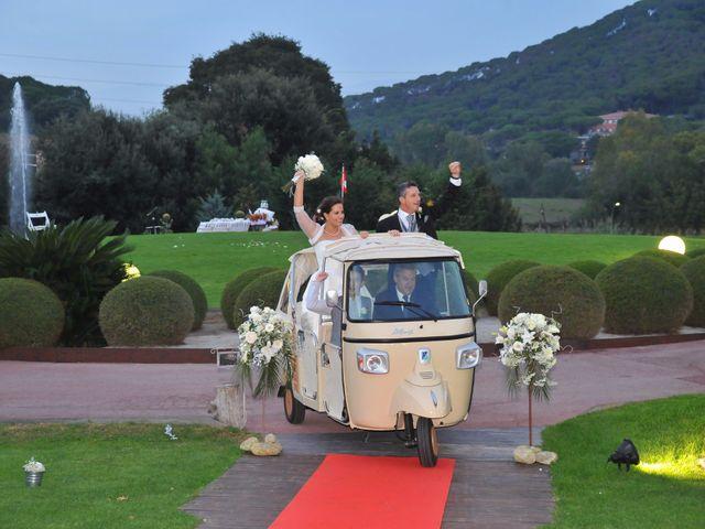 La boda de Paco y Sònia en Sant Fost De Campsentelles, Barcelona 17