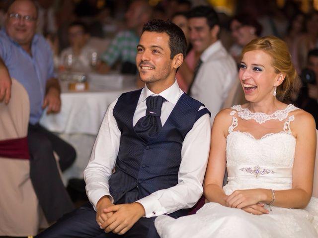 La boda de Miguel y Gema en Alhaurin De La Torre, Málaga 3