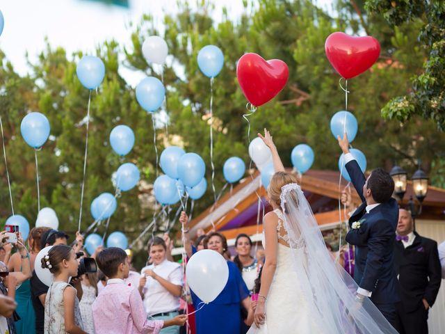 La boda de Miguel y Gema en Alhaurin De La Torre, Málaga 2