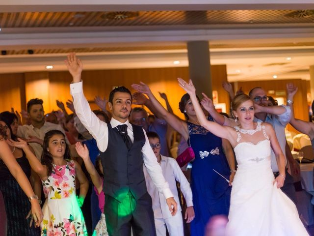 La boda de Miguel y Gema en Alhaurin De La Torre, Málaga 4