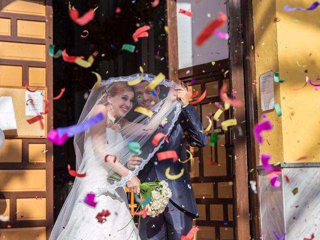 La boda de Miguel y Gema en Alhaurin De La Torre, Málaga 5