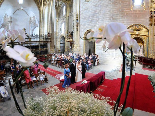 La boda de Andrés y Cristina en Plasencia, Cáceres 2