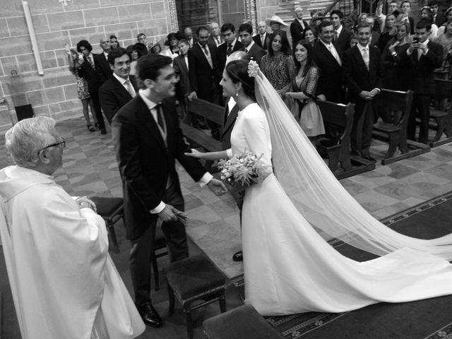 La boda de Andrés y Cristina en Plasencia, Cáceres 5