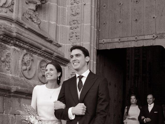 La boda de Andrés y Cristina en Plasencia, Cáceres 7