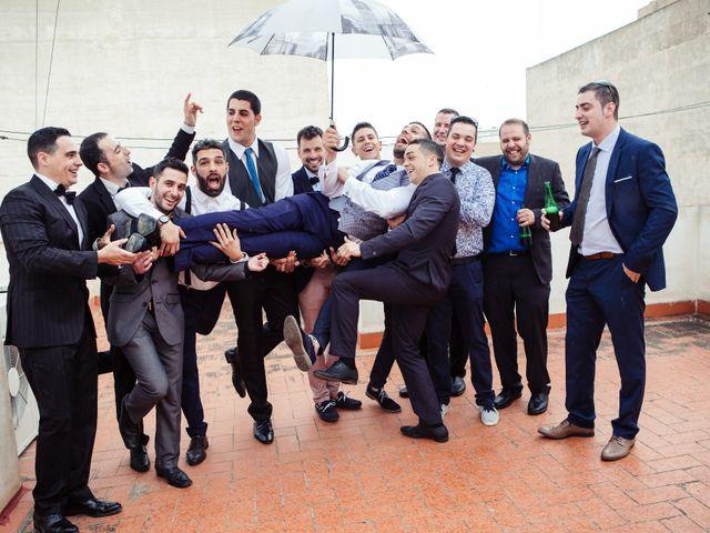 La boda de Jaime y Jessica en Elx/elche, Alicante 5