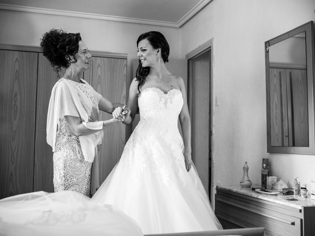 La boda de Jaime y Jessica en Elx/elche, Alicante 9