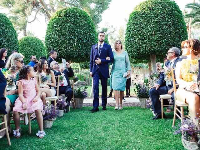 La boda de Jaime y Jessica en Elx/elche, Alicante 13
