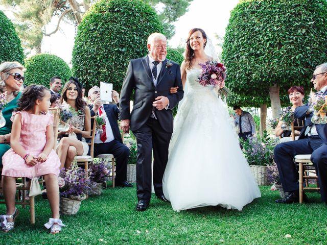 La boda de Jaime y Jessica en Elx/elche, Alicante 14