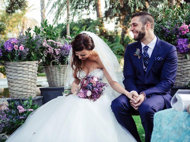 La boda de Jaime y Jessica en Elx/elche, Alicante 16