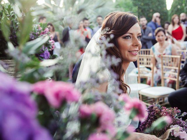 La boda de Jaime y Jessica en Elx/elche, Alicante 17