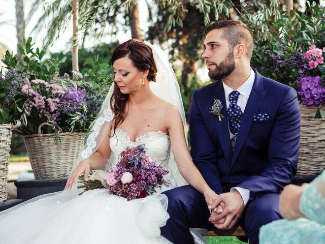 La boda de Jaime y Jessica en Elx/elche, Alicante 18