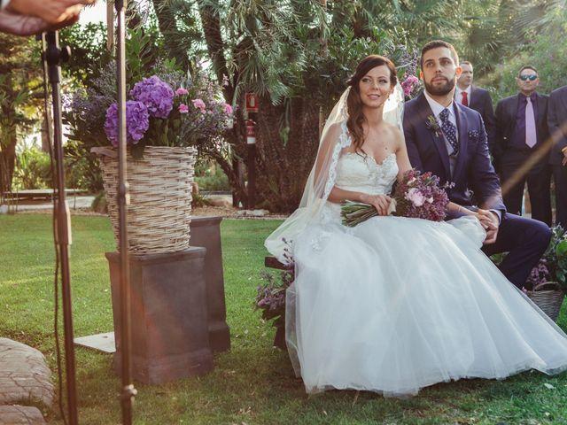 La boda de Jaime y Jessica en Elx/elche, Alicante 20