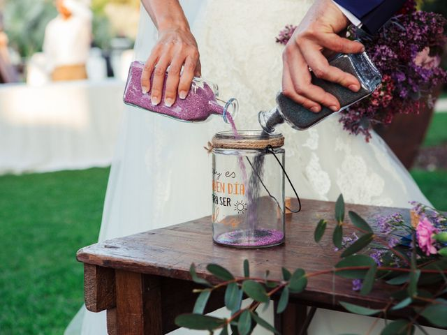 La boda de Jaime y Jessica en Elx/elche, Alicante 21