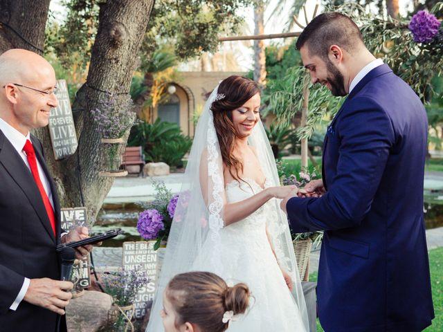 La boda de Jaime y Jessica en Elx/elche, Alicante 22