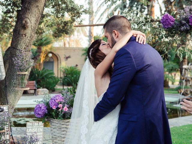 La boda de Jaime y Jessica en Elx/elche, Alicante 23