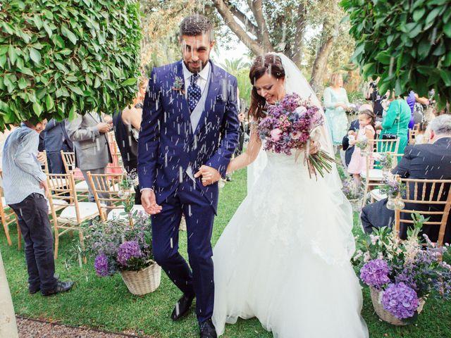 La boda de Jaime y Jessica en Elx/elche, Alicante 24