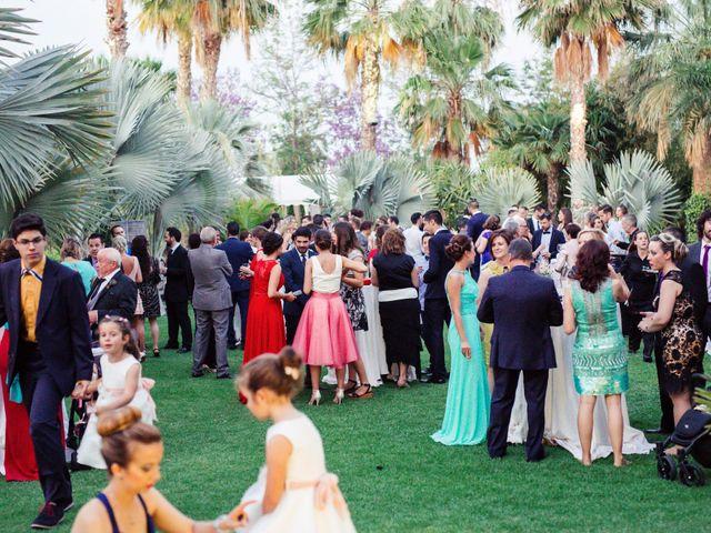 La boda de Jaime y Jessica en Elx/elche, Alicante 25