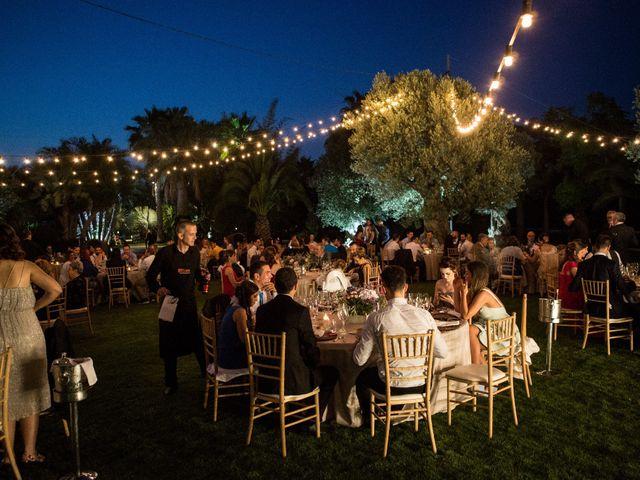 La boda de Jaime y Jessica en Elx/elche, Alicante 32