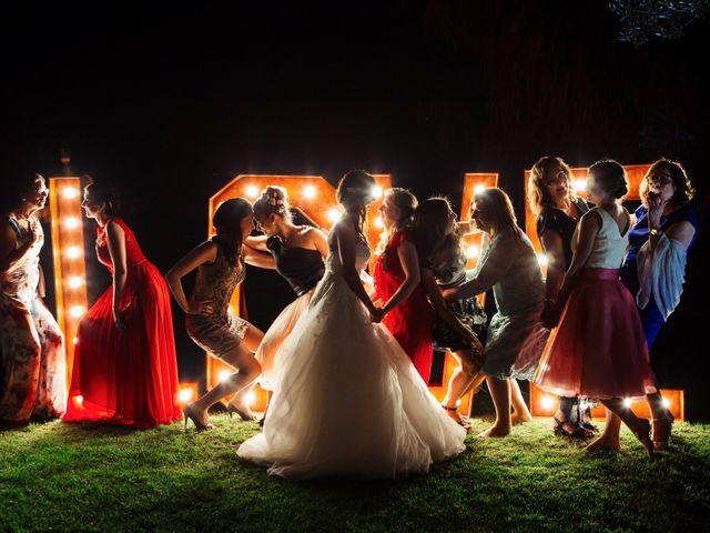 La boda de Jaime y Jessica en Elx/elche, Alicante 35