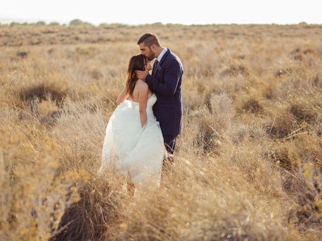 La boda de Jaime y Jessica en Elx/elche, Alicante 40