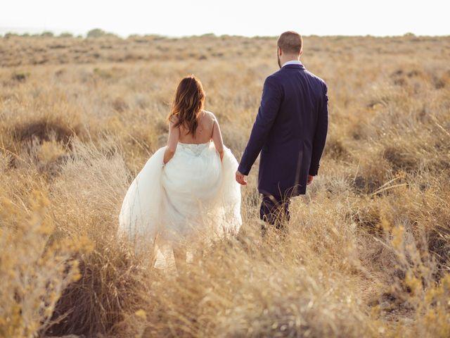 La boda de Jaime y Jessica en Elx/elche, Alicante 44