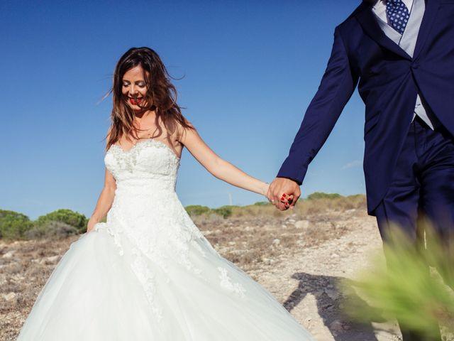 La boda de Jaime y Jessica en Elx/elche, Alicante 45