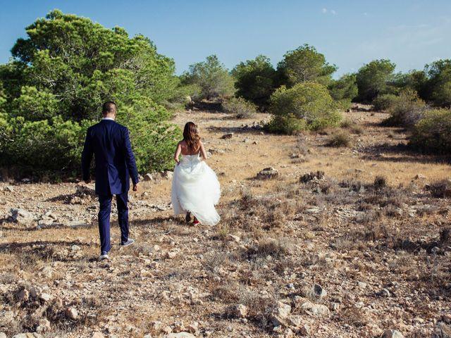 La boda de Jaime y Jessica en Elx/elche, Alicante 46