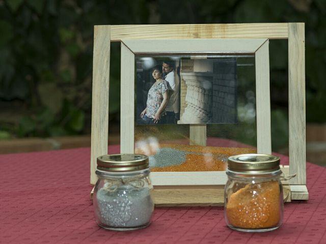 La boda de Carlos y Celia en Uceda, Guadalajara 1