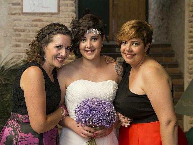 La boda de Carlos y Celia en Uceda, Guadalajara 5