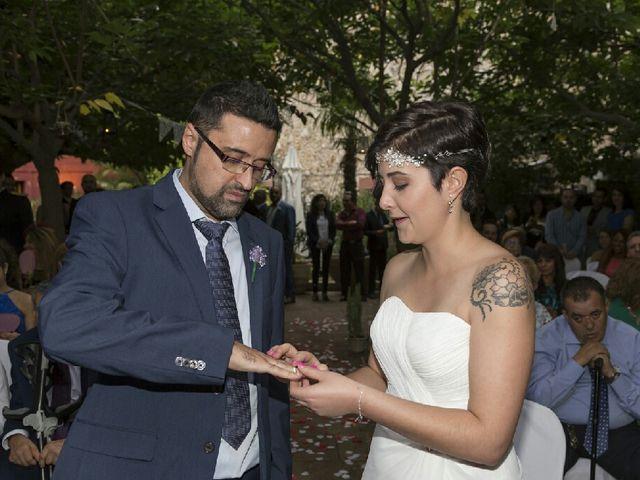 La boda de Carlos y Celia en Uceda, Guadalajara 6