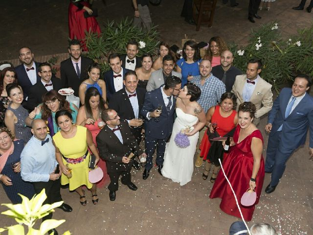 La boda de Carlos y Celia en Uceda, Guadalajara 10