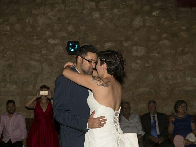 La boda de Carlos y Celia en Uceda, Guadalajara 12