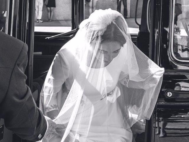 La boda de Francisco y Andrea en Madrid, Madrid 1