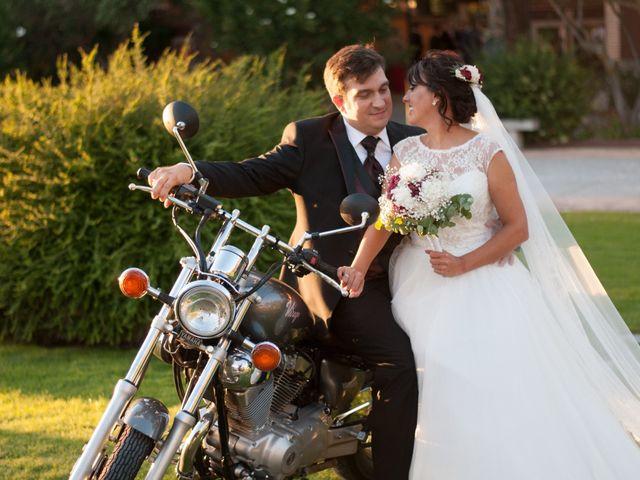 La boda de Gema y José Luis