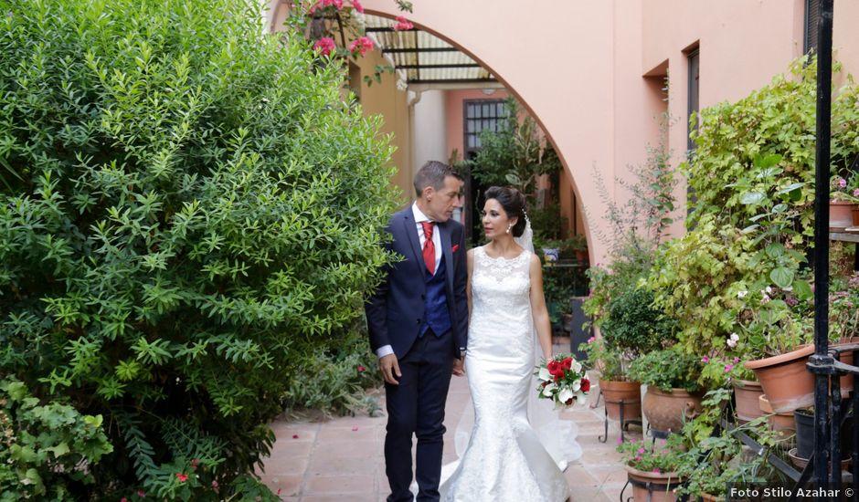 La boda de Manuel Jesús y Rosarito en Arahal, Sevilla