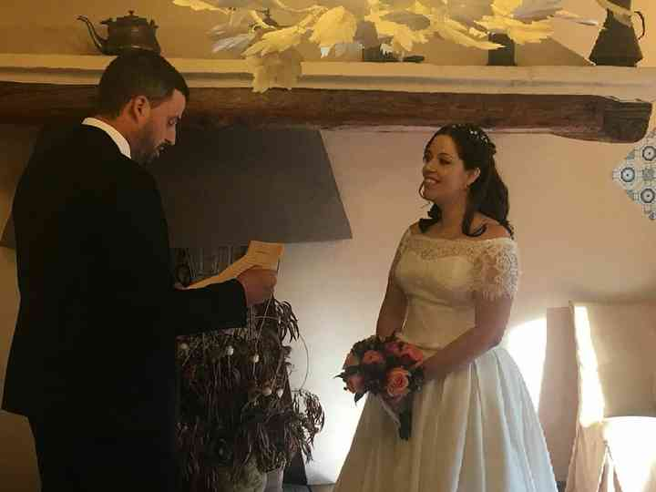 La boda de Elisa y Lluís