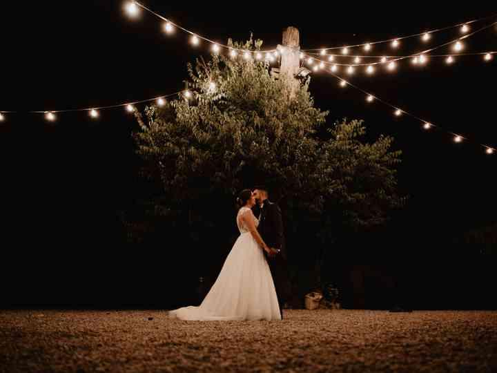 La boda de Solange y Adria