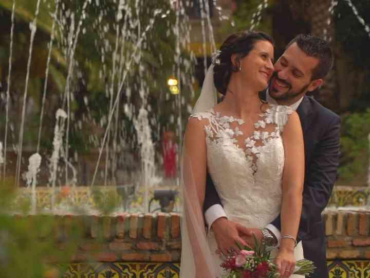 La boda de Irene y Luis