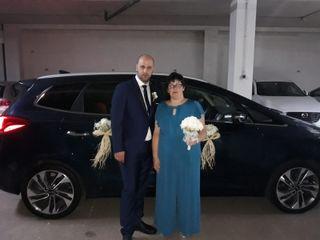 La boda de Luisa  y Jose Ramón