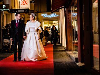 La boda de Alberto y Marian