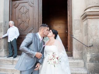 La boda de Tamar  y Pablo  1