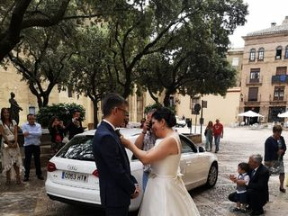 La boda de Dunia y Jose 1
